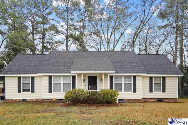 904 Wrenwood, Florence, SC 29505 (MLS #20210327) :: Crosson and Co