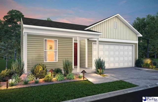 822 Twin Oaks Circle, Lake City, SC 29506 (MLS #20210356) :: Crosson and Co