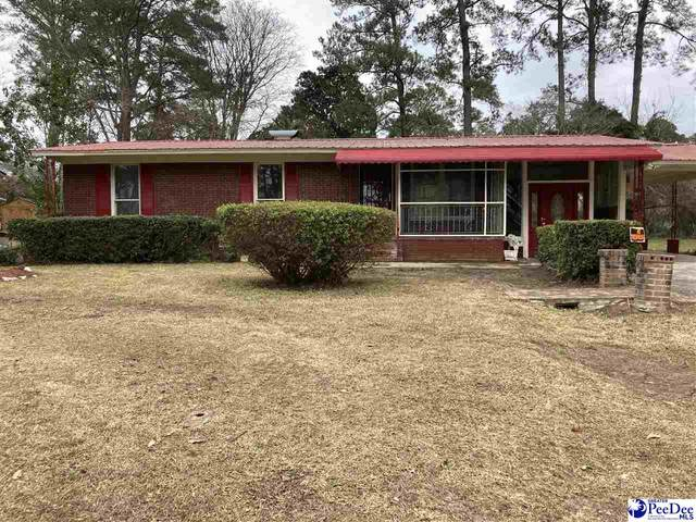 1506 N Irby Street, Florence, SC 29505 (MLS #20210365) :: Crosson and Co