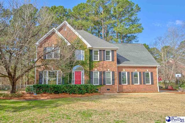 2401 Sarazen Ct, Florence, SC 29506 (MLS #20210400) :: The Latimore Group