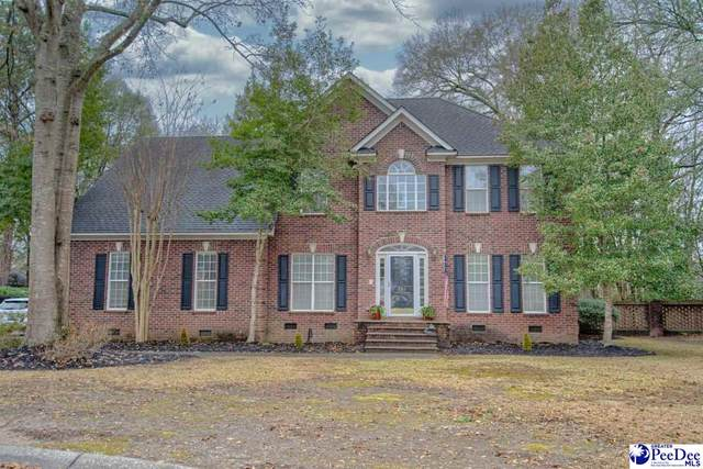 701 Rice Hope Cove, Florence, SC 29501 (MLS #20210406) :: Coldwell Banker McMillan and Associates