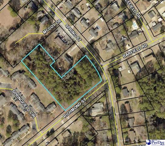 TBD Spring St/Richmond St, Darlington, SC 29532 (MLS #20210426) :: The Latimore Group
