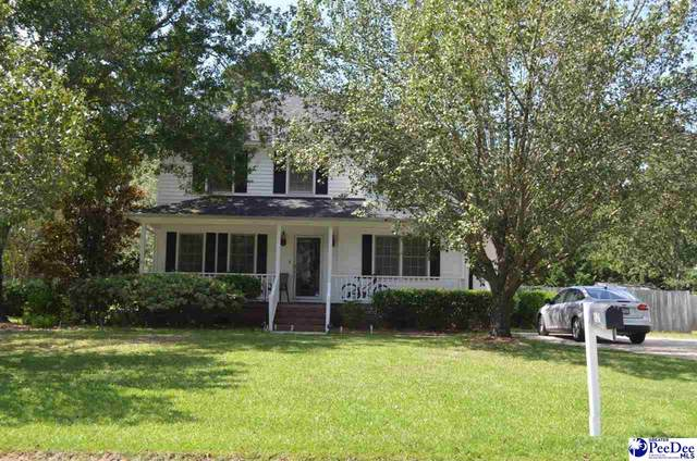 521 Magna Carta Road, Florence, SC 29501 (MLS #20210431) :: Crosson and Co