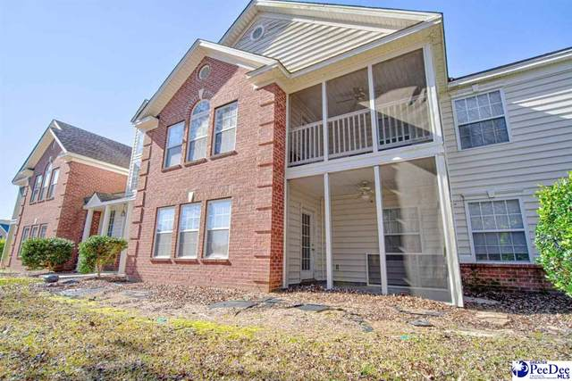 1189 Waxwing Dr Apt C, Florence, SC 29505 (MLS #20210434) :: Crosson and Co