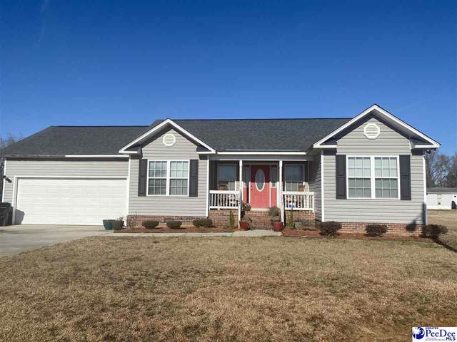 1500 Eaddy Ct, Marion, SC 29571 (MLS #20210435) :: Crosson and Co