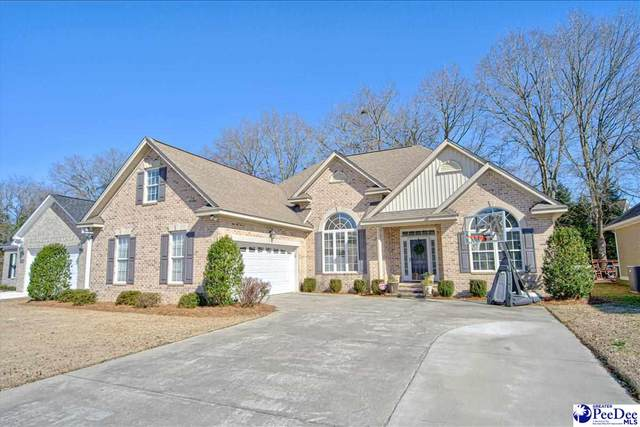 2212 New Forrest Dr., Florence, SC 29505 (MLS #20210441) :: Crosson and Co