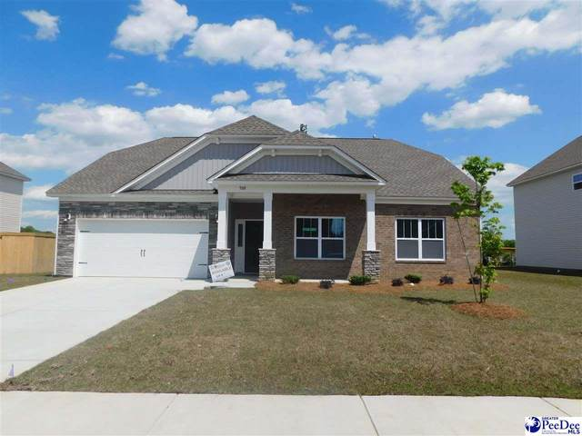 988 Abigail Court, Florence, SC 29501 (MLS #20210442) :: The Latimore Group