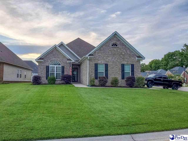 2217 New Forrest Ct, Florence, SC 29501 (MLS #20210447) :: Crosson and Co