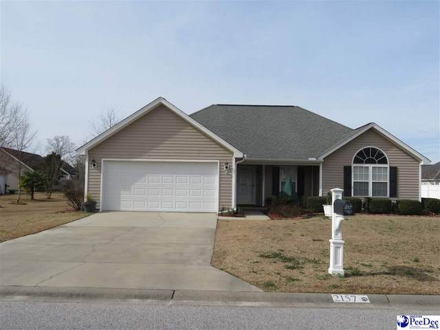 2157 Womack Gardens Road, Effingham, SC 29541 (MLS #20210449) :: Crosson and Co