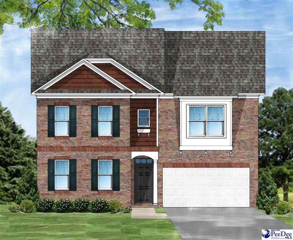 1100 Grove Blvd, Florence, SC 29501 (MLS #20210458) :: The Latimore Group