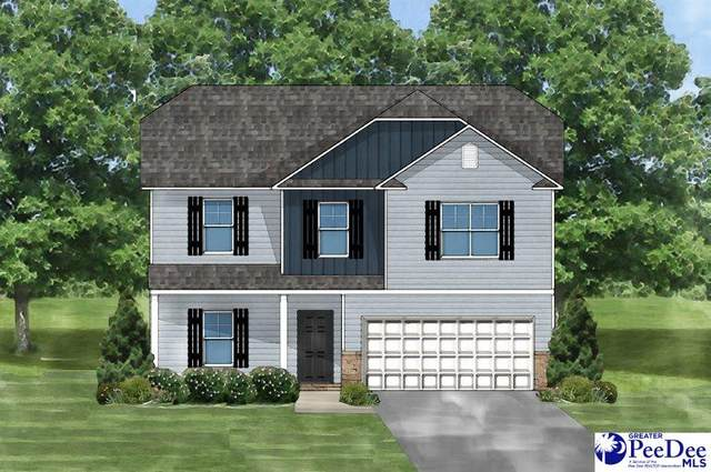 3012 Wild Turkey, Effingham, SC 29541 (MLS #20210460) :: The Latimore Group