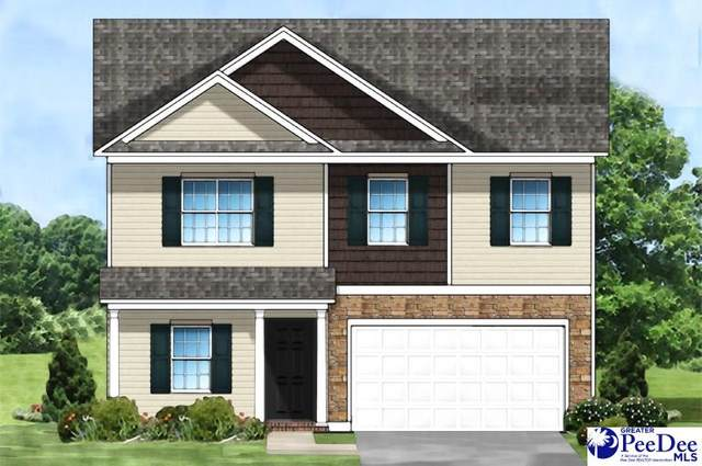 3016 Wild Turkey Dr, Effingham, SC 29541 (MLS #20210461) :: The Latimore Group