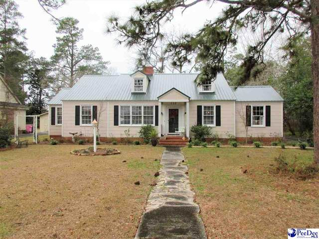 110 S Second Ave, Lake City, SC 29560 (MLS #20210462) :: Crosson and Co