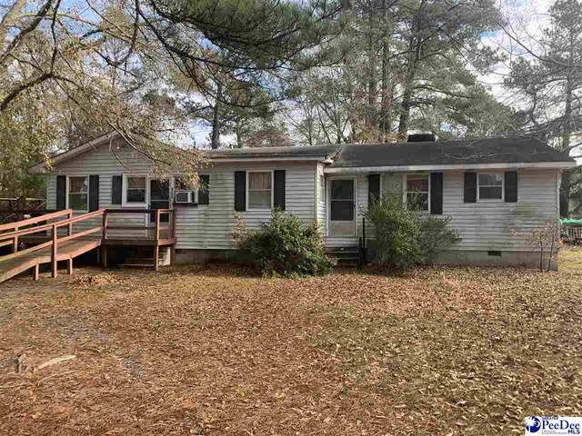 138 Pineland Rd, Dillon, SC 29536 (MLS #20210468) :: Crosson and Co