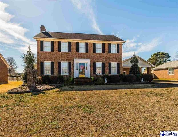 4113 Farmwood Drive, Florence, SC 29501 (MLS #20210500) :: Coldwell Banker McMillan and Associates