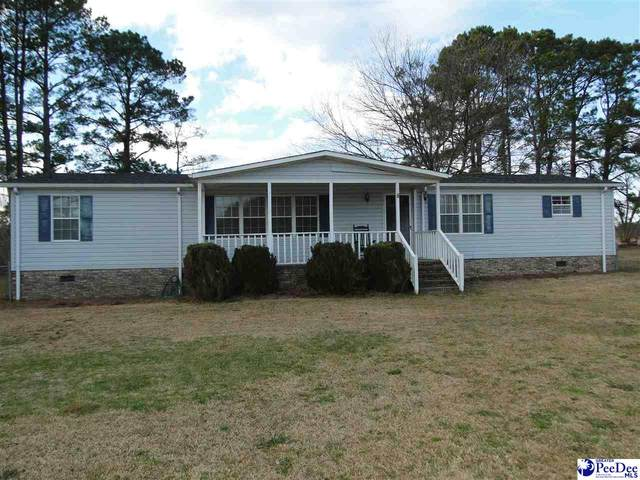 4906 Jordan Circle, Timmonsville, SC 29161 (MLS #20210502) :: Crosson and Co