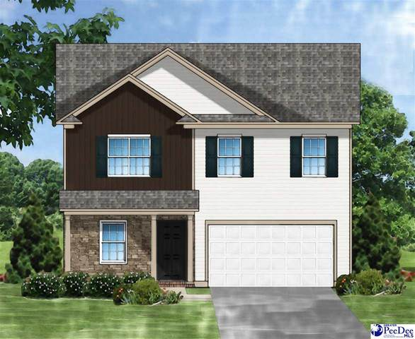 3016 Starling Dr, Effingham, SC 29541 (MLS #20210508) :: The Latimore Group