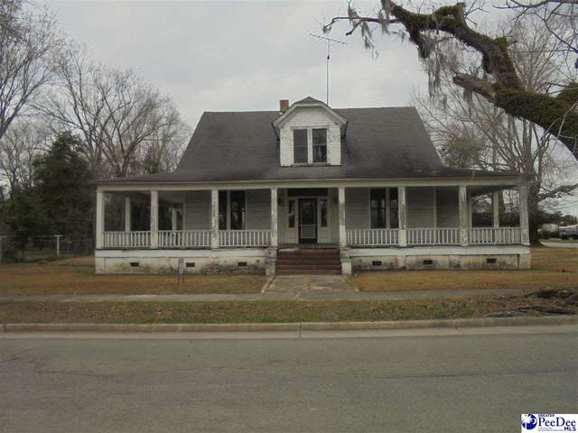 204 W Godbold St., Marion, SC 29571 (MLS #20210513) :: Crosson and Co