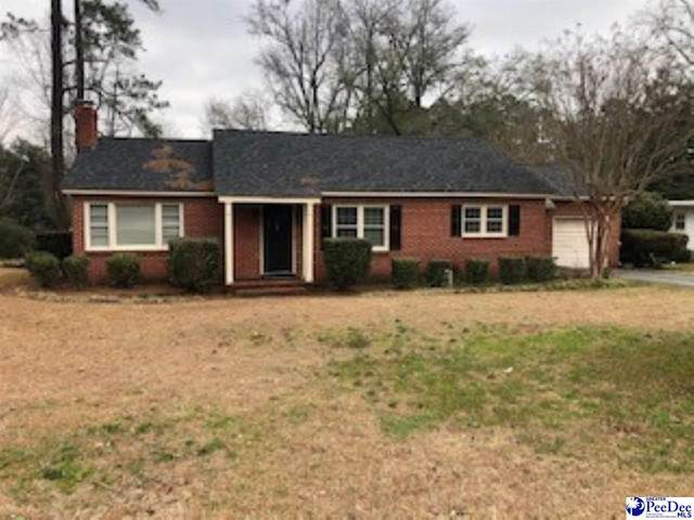 719 Waters Avenue, Florence, SC 29501 (MLS #20210514) :: Crosson and Co