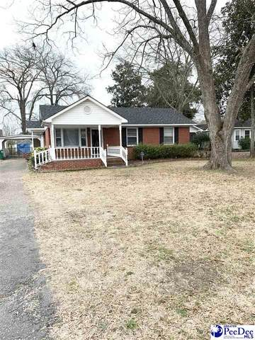 1614 Patton, Florence, SC 29501 (MLS #20210519) :: Crosson and Co