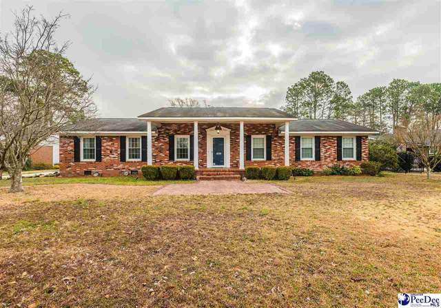 1828 E Sandhurst Drive, Florence, SC 29505 (MLS #20210525) :: Crosson and Co