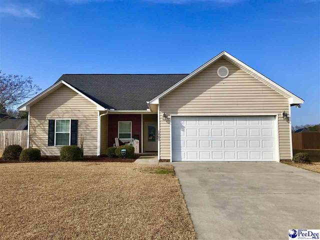1907 Eden Court, Florence, SC 29505 (MLS #20210528) :: Crosson and Co