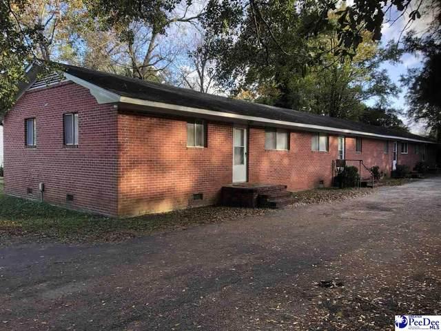 308 Jones Avenue, Marion, SC 29571 (MLS #20210539) :: Crosson and Co