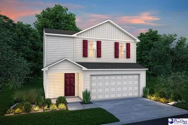 814 Twin Oaks Circle, Lake City, SC 29506 (MLS #20210549) :: Crosson and Co