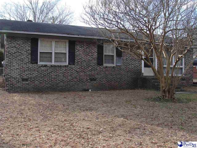 403 Williams Drive, Bennettsville, SC 29512 (MLS #20210556) :: The Latimore Group