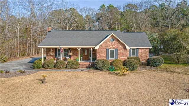 3024 Land Grant Dr., Timmonsville, SC 29161 (MLS #20210559) :: Crosson and Co
