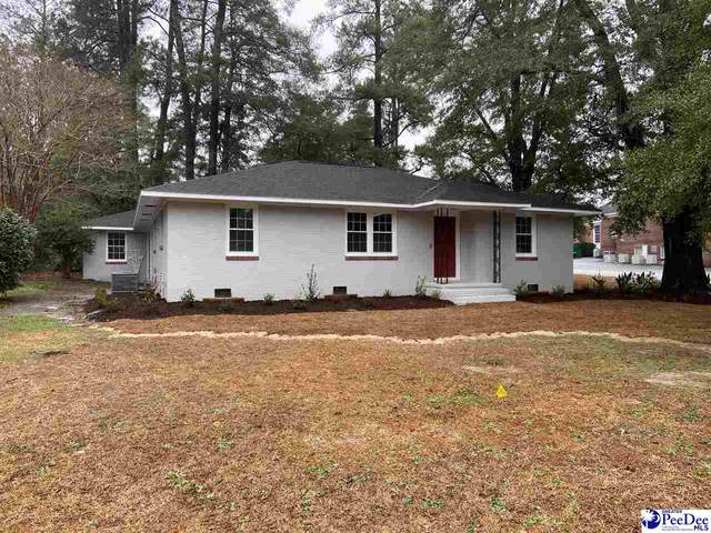 810 Wannamaker Ave, Florence, SC 29501 (MLS #20210562) :: Crosson and Co