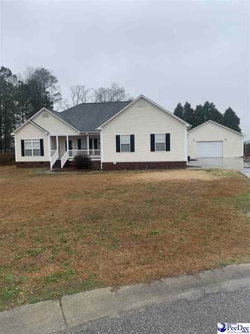 2244 Palm Ct, Florence, SC 29501 (MLS #20210564) :: Crosson and Co