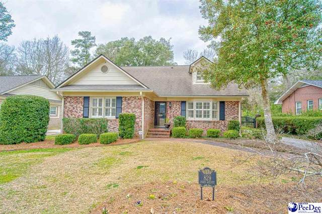829 Park Ave, Florence, SC 29501 (MLS #20210567) :: Crosson and Co