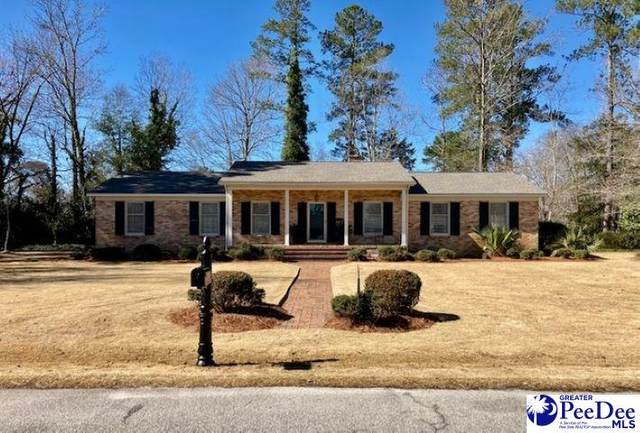 1207 Whitehall Drive, Marion, SC 29571 (MLS #20210575) :: Crosson and Co