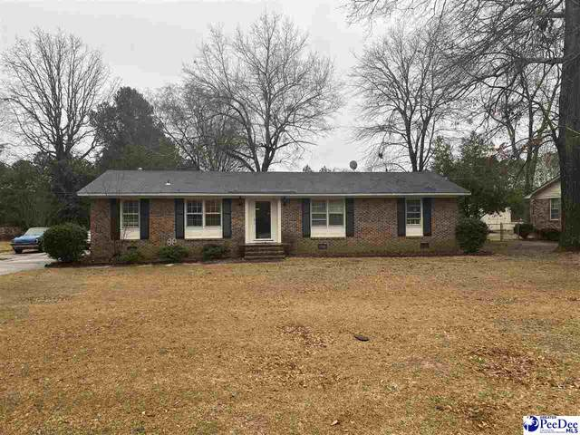 134 Forrest, Bennettsville, SC 29512 (MLS #20210576) :: Crosson and Co
