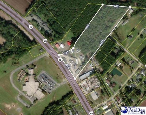 4944 S Irby St, Effingham, SC 29541 (MLS #20210578) :: Crosson and Co
