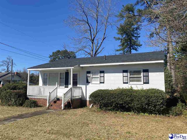1513 Waverly Avenue, Florence, SC 29501 (MLS #20210581) :: Crosson and Co