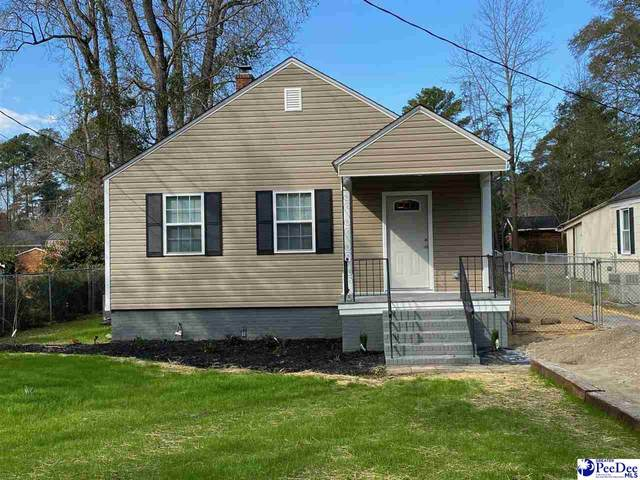 857 Lynwood, Florence, SC 29501 (MLS #20210588) :: Crosson and Co