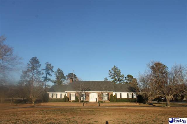 971 Green Rd, Lake City, SC 29560 (MLS #20210606) :: Crosson and Co