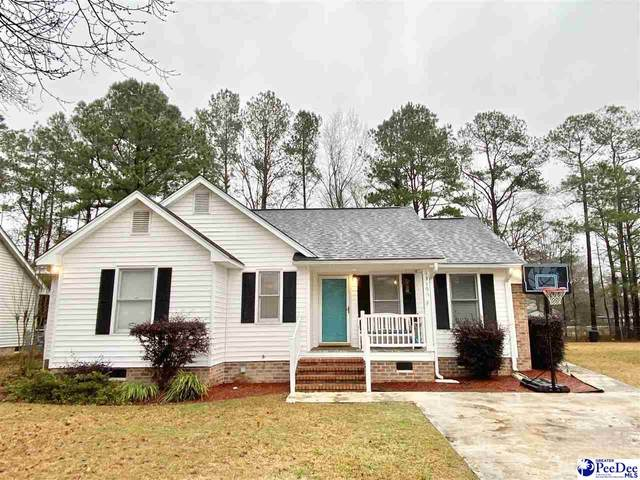 3105 Trent Dr., Florence, SC 29505 (MLS #20210609) :: Crosson and Co