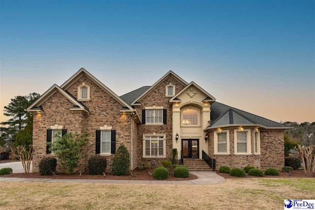 2560 Rainford Rd., Florence, SC 29501 (MLS #20210614) :: Crosson and Co