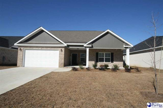 3750 Tetbury Street, Florence, SC 29501 (MLS #20210618) :: Crosson and Co