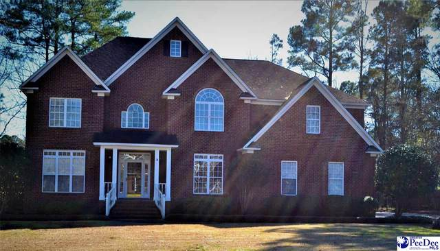 3326 Tennyson, Florence, SC 29501 (MLS #20210619) :: The Latimore Group