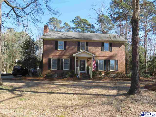 1066 Patrick Drive, Florence, SC 29501 (MLS #20210620) :: Crosson and Co