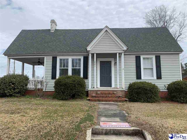 204 S Walnut St., Pamplico, SC 29583 (MLS #20210631) :: Crosson and Co