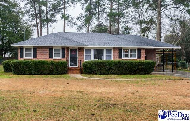 2610 Crestwood Ave, Florence, SC 29505 (MLS #20210637) :: The Latimore Group