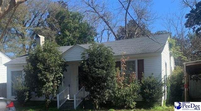 404 Winston St, Florence, SC 29501 (MLS #20210638) :: Crosson and Co