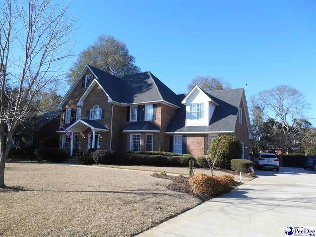 3317 Poplar Chase, Florence, SC 29501 (MLS #20210651) :: The Latimore Group