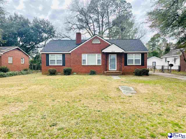 1312 E Cleveland Street, Dillon, SC 29536 (MLS #20210663) :: Coldwell Banker McMillan and Associates