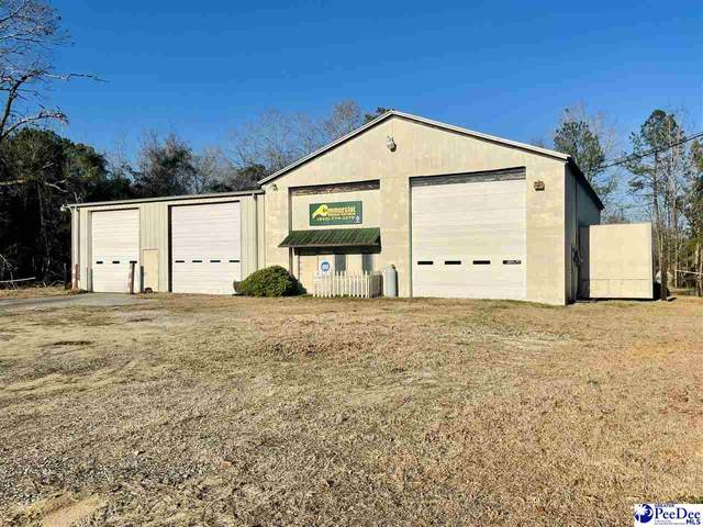 420 Vandyke Road, Dillon, SC 29536 (MLS #20210664) :: The Latimore Group
